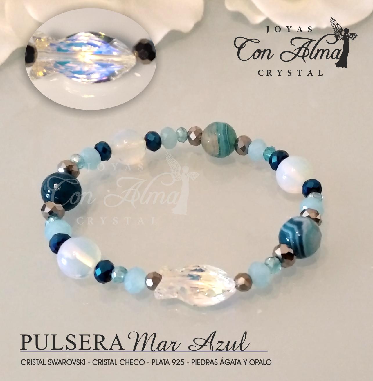 Pulsera Mar Azul  16,89 €