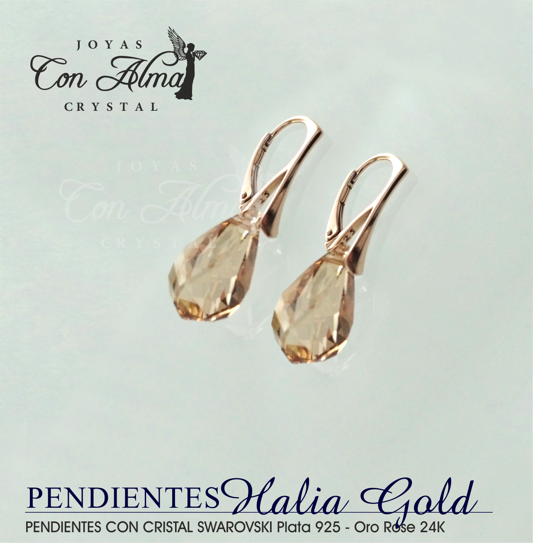 Pendientes Halia Gold  35,99  €