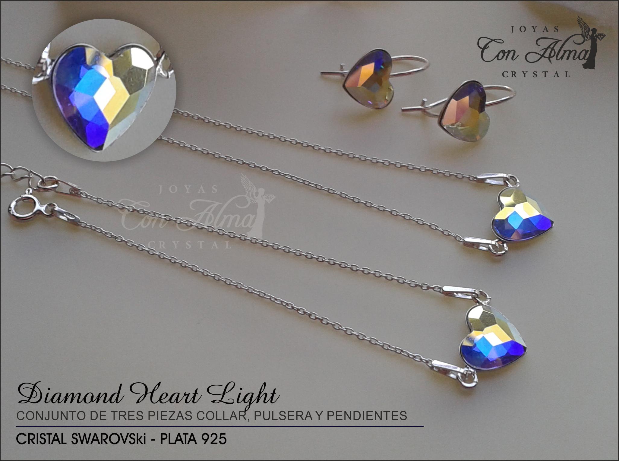 Conjunto Diamond light  54,99 €