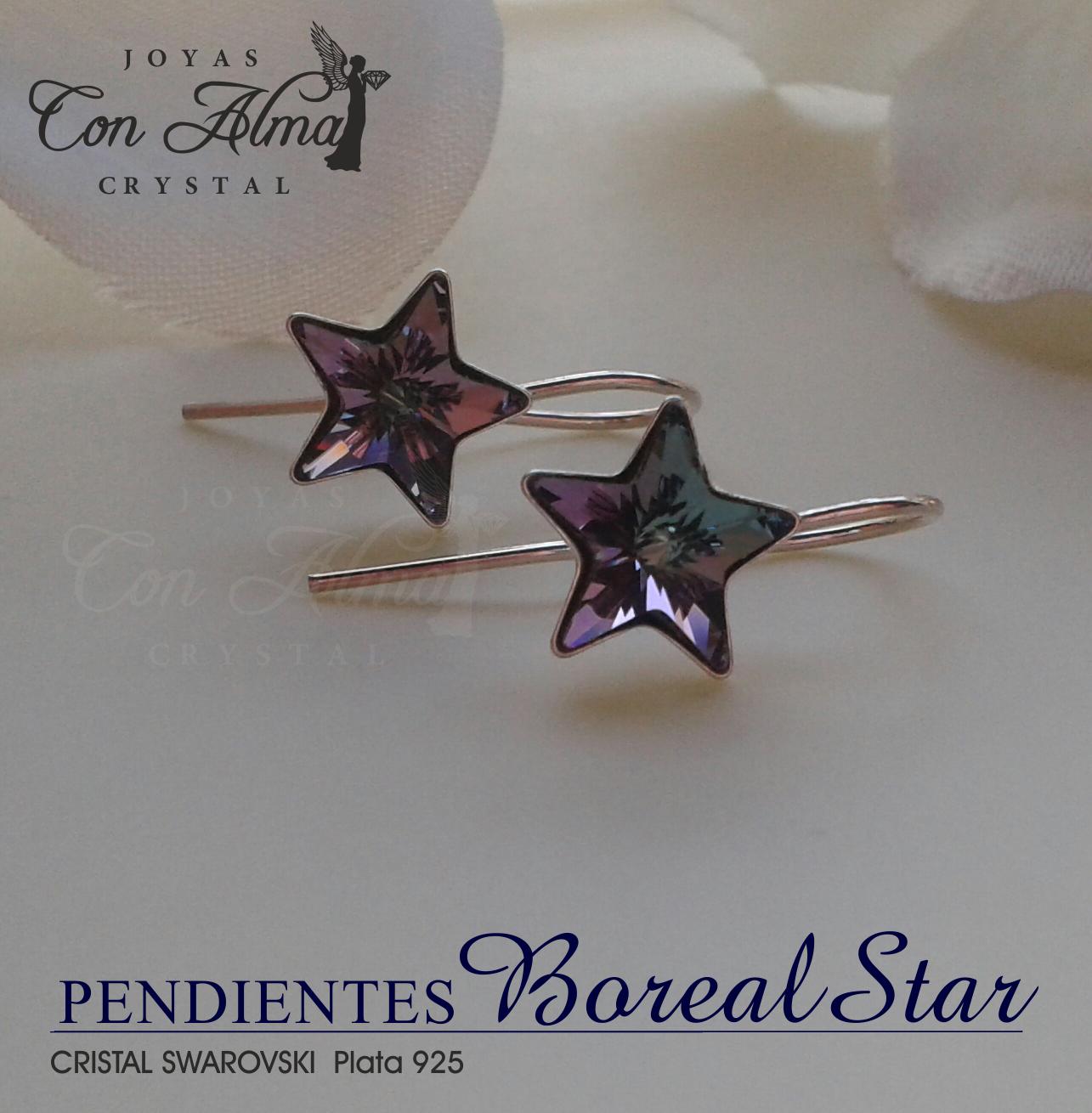Pendientes Boreal Star  19,99 €