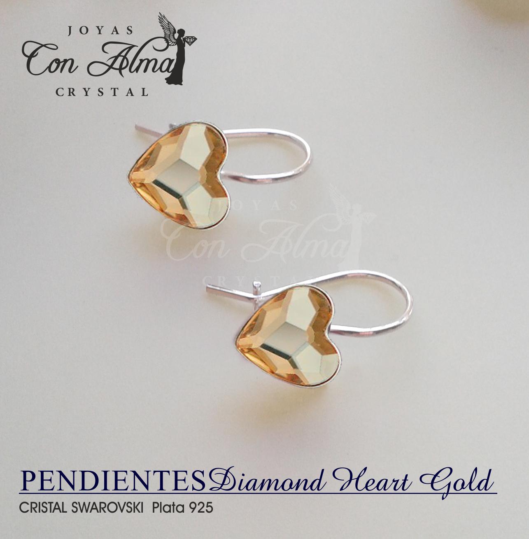 Diamond Heart Gold    22,99.€