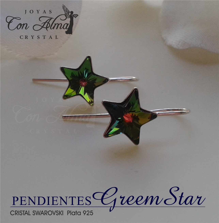 Pendientes Greeem Star 19,99 €