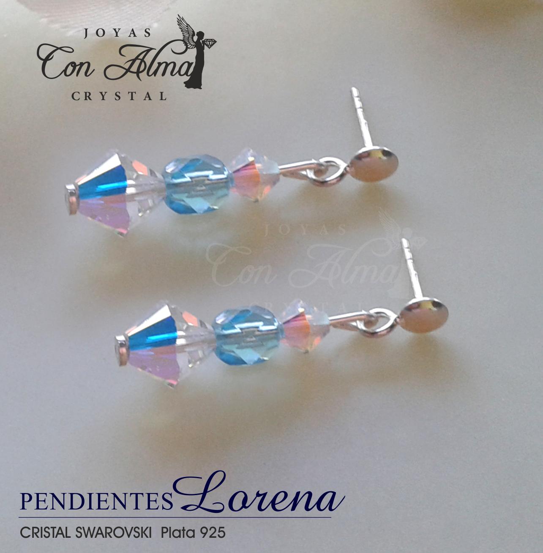 Pendientes Lorena          17,99.€
