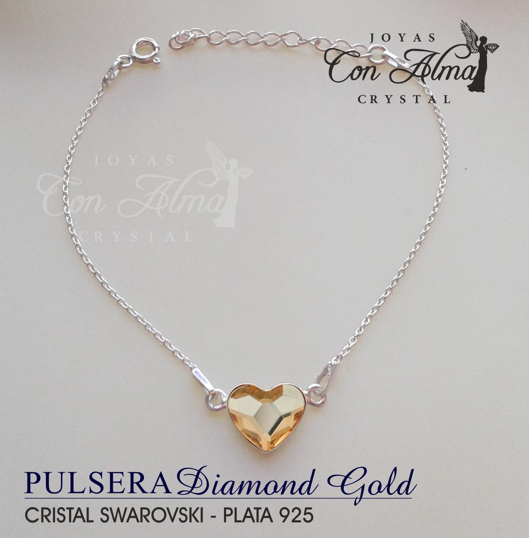 Pulsera Diamond Gold   25,99 €