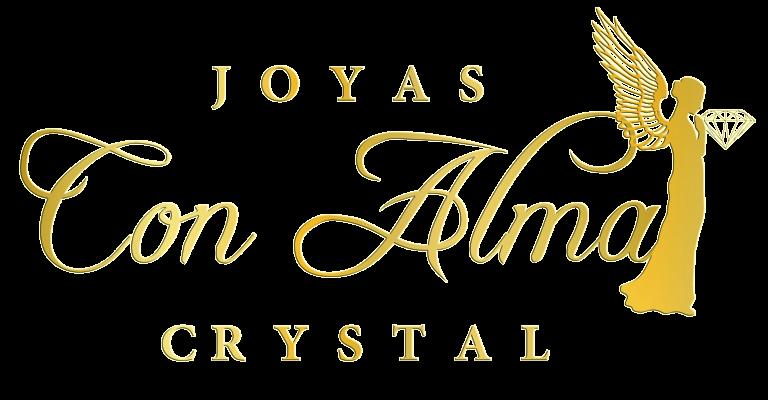 Logo Joyas con Alma dorado