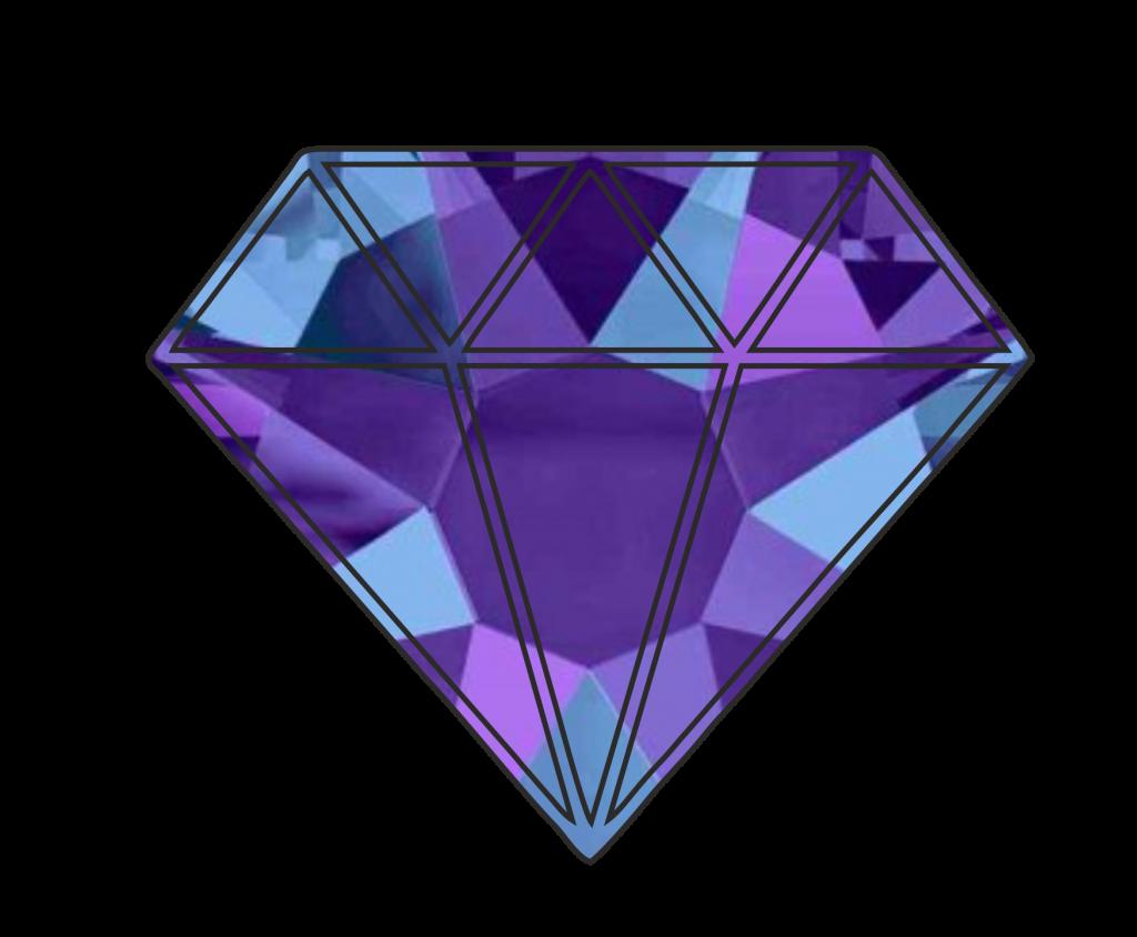 Azul-heliotrope