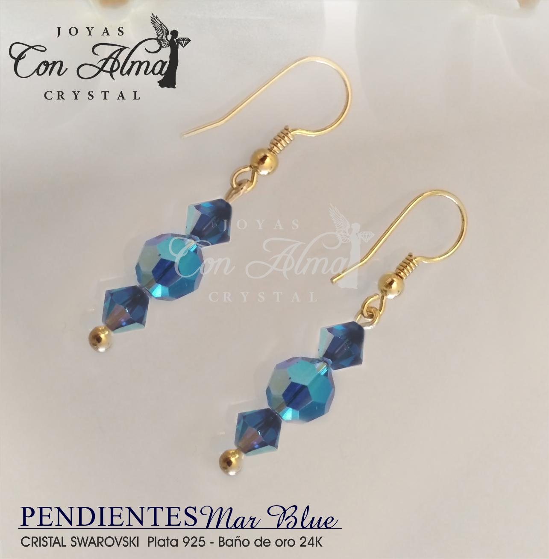 Pendientes Mar Blue 26,90 €