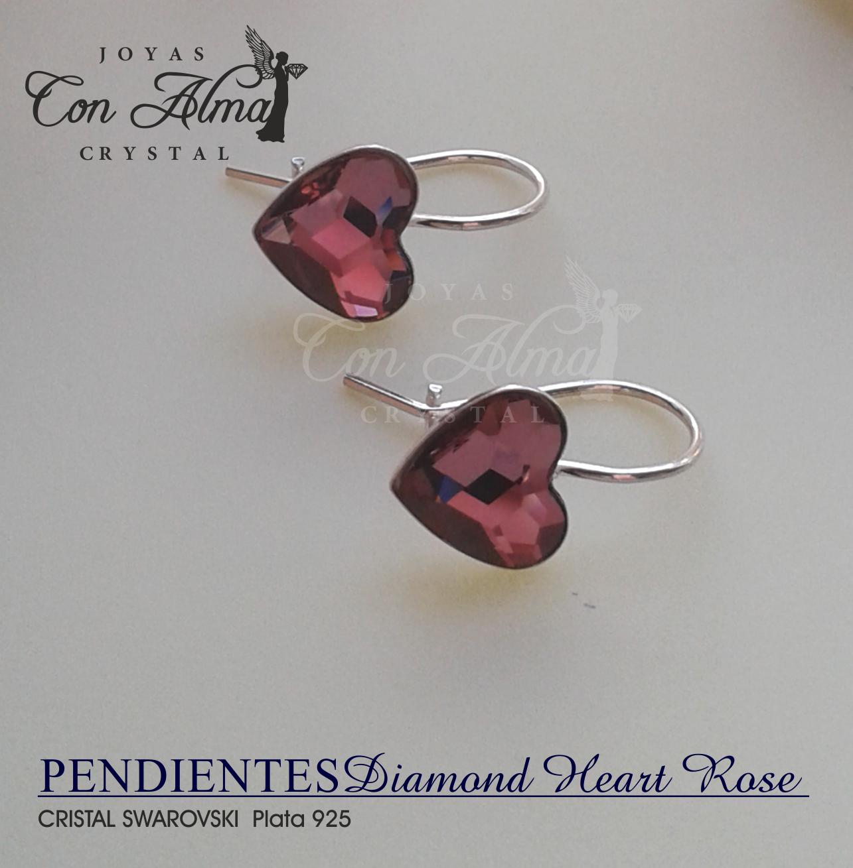 Diamond Heart Rose 21,99.€