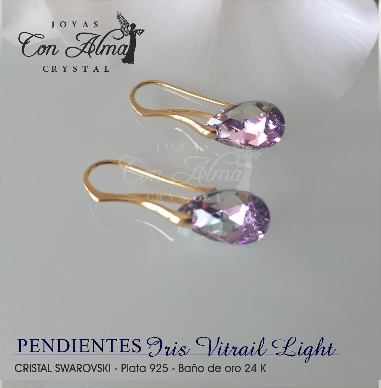 Pendientes Iris Vitrail Light  30 €