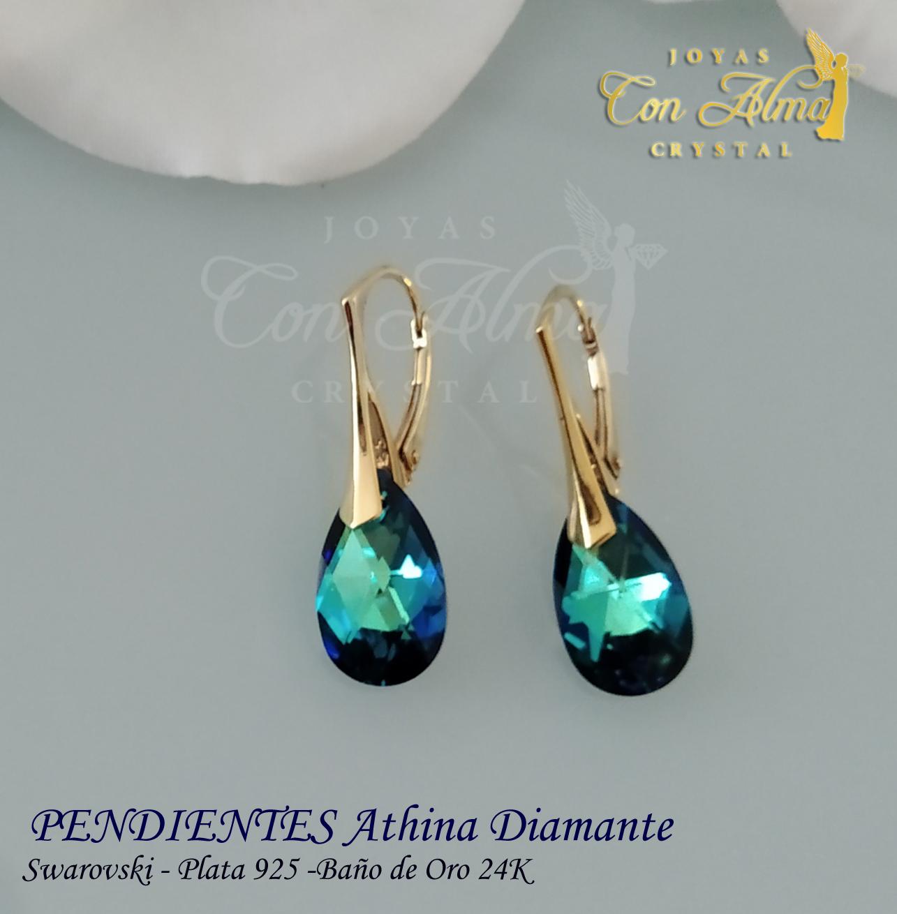 Pendientes Athina Diamante 35 €