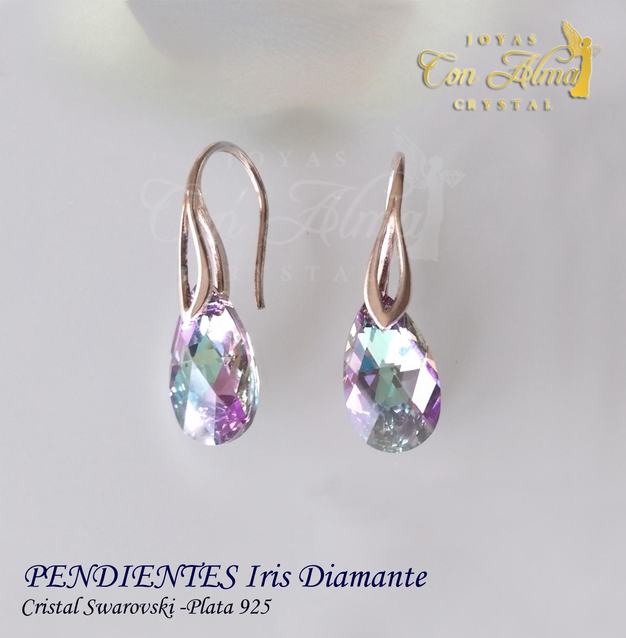 Pendientes Iris Diamante 26 €