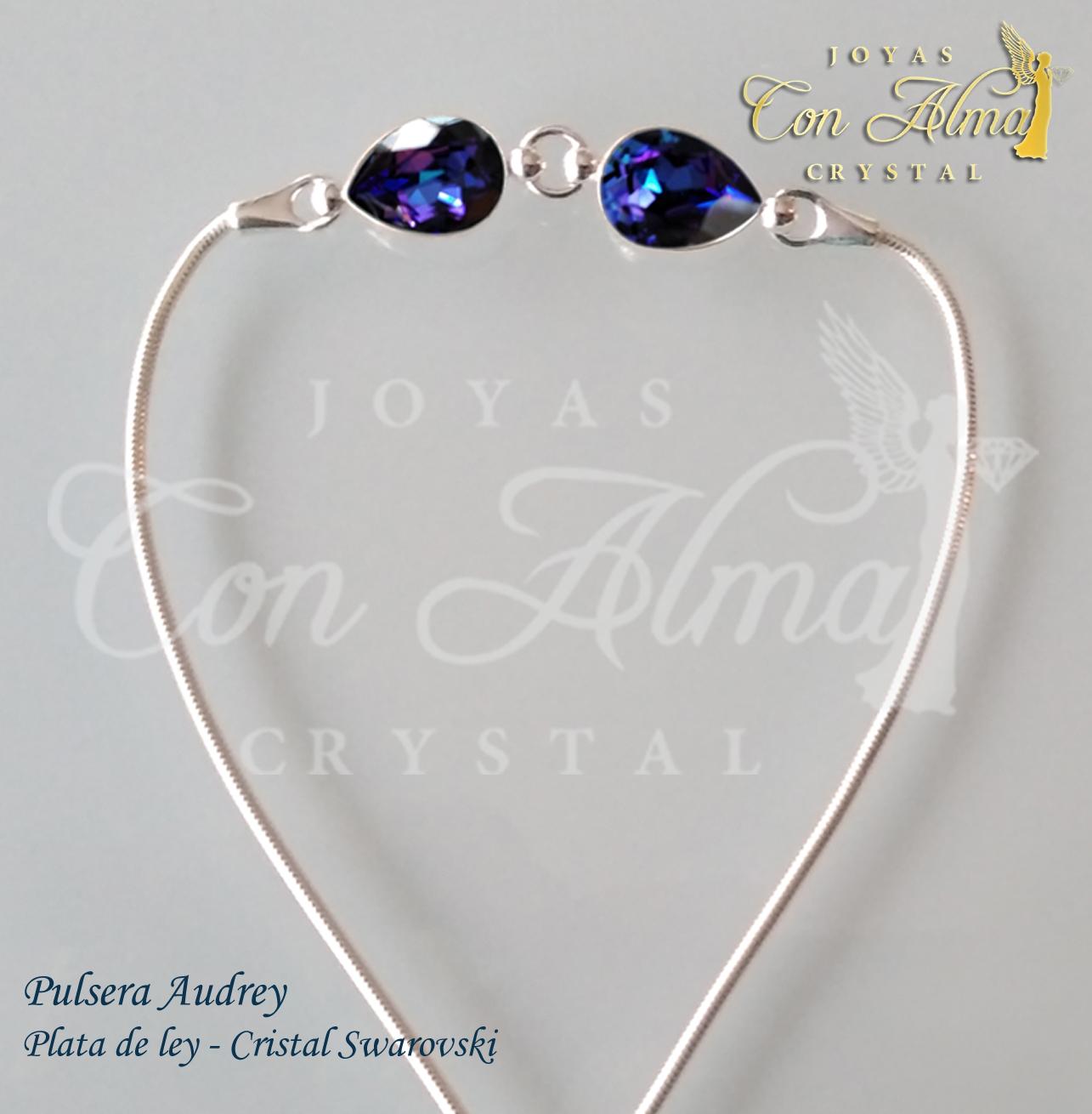Pulsera Audrey - Alma Crystal 30 €
