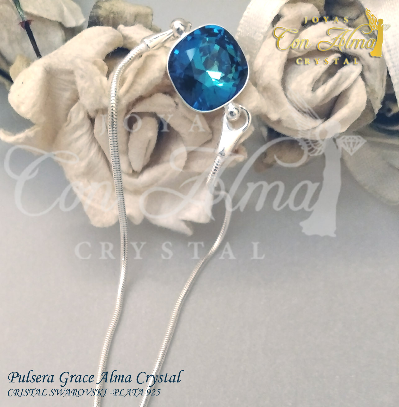 Pulsera Grace Alma Crystal